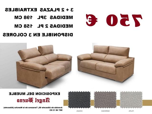 Ofertas De sofas Ipdd Ofertas sofas Extraibles 3 2 Nuevos