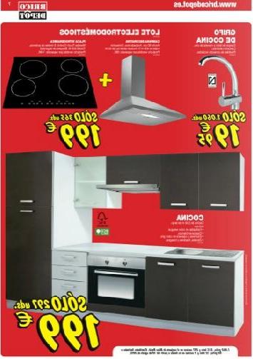 Ofertas Muebles De Cocina Ipdd Brico Depot Cocinas 2019 Catà Logo Anual Y Ofertas Espaciohogar