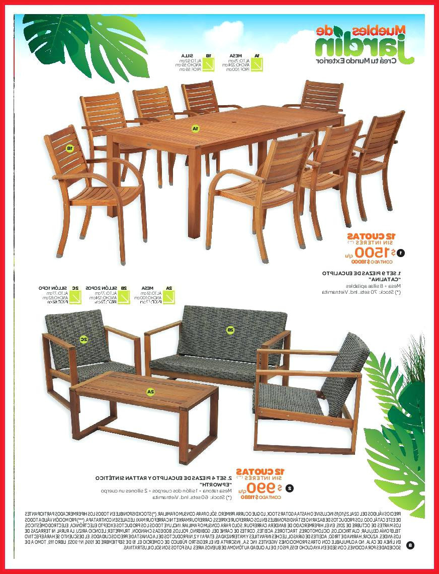 Muebles de exterior carrefour 13 trendy muebles de jardin for Ofertas muebles de jardin carrefour