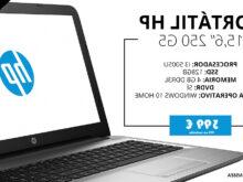 Ofertas Portatil Dddy Oferta Portà Til Hp 250 G5 Intel I3 Ssd 128 Gb 4 Gb Ddr3