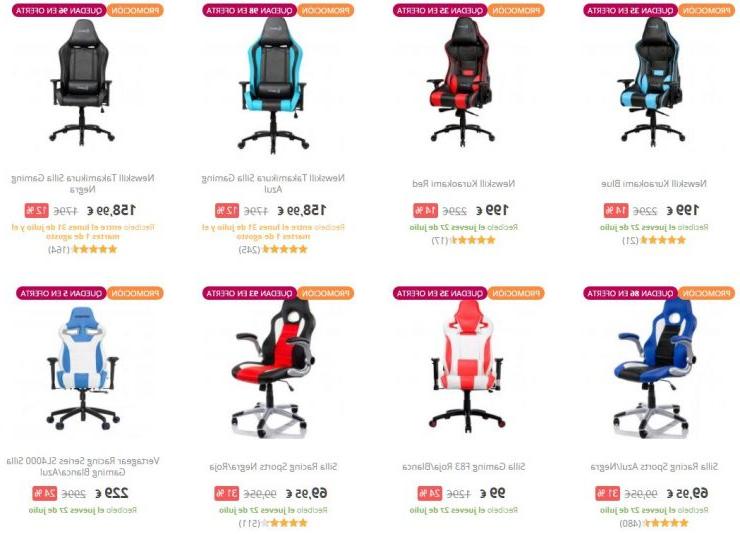 Ofertas Sillas Gaming 3ldq Pc Ponentes Rebaja Las Sillas Gaming Modelos Desde 59 96 Euros