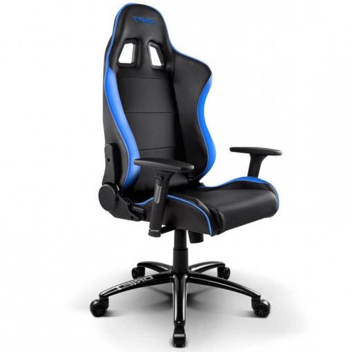 Ofertas Sillas Gaming Dwdk Drift Dr200bl Silla Gaming Negra Azul Las Mejores Ofertas De Carrefour