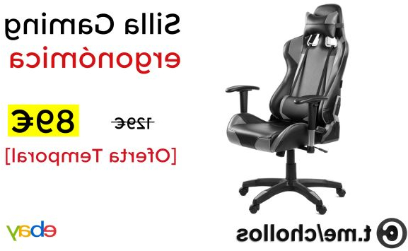 Ofertas Sillas Gaming Dwdk Silla Gaming Ergonà Mica solo 89 Chollometro