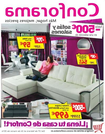 Ofertas sofas Conforama Tqd3 Conforama Catà Logo De Ofertas En sofà S Y Salones Marzo 2014