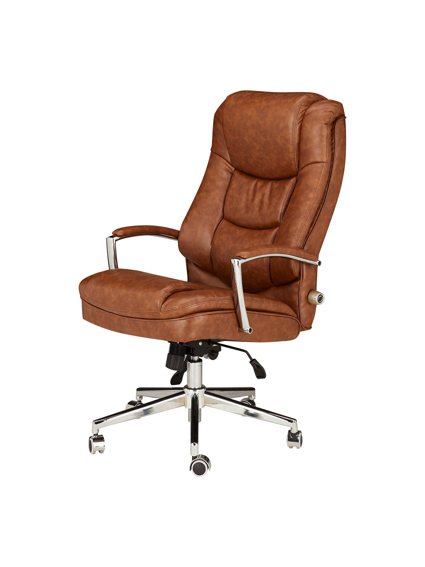 Office Chairs 0gdr John Lewis Partners Abraham Office Chair Tan