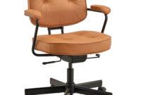 Office Chairs J7do Office Chair Alefjà Ll Grann Golden Brown