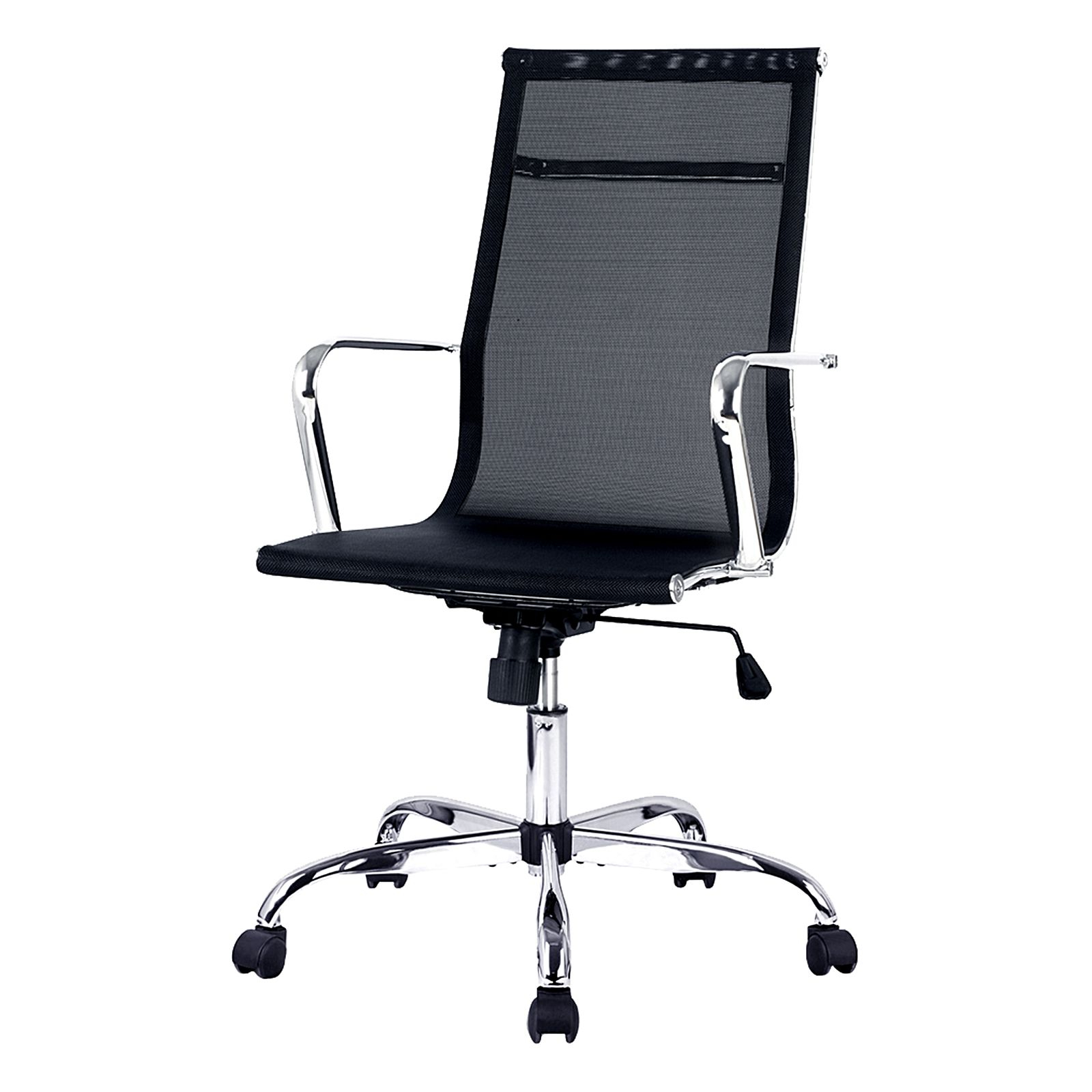 Office Chairs Nkde Eames Replica Mesh Executive Office Chair Black