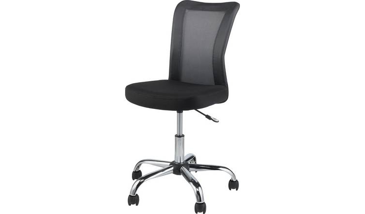 Office Chairs U3dh Argos Home Reade Mesh Office Chair Black Office Chairs Argos