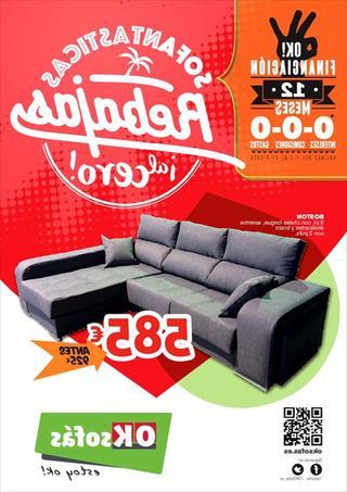 Ok sofas Catalogo O2d5 Catalogo Ok sofas by Misfolletos Misfolletos issuu
