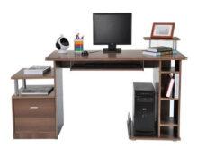 Ordenador Mesa Etdg Hom Escritorio De Oficina Para ordenador Mesa Para Pc Madera E1 Mdf