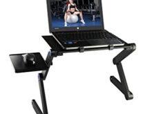 Ordenador Mesa Whdr Etpark Mesa Para ordenador Base Ajustable Y Plegable Para Laptop