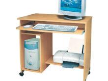 Ordenador Mesa Xtd6 Mesa ordenador Basica 80x48x76cm An