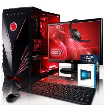 Ordenador sobremesa Gaming 0gdr ordenador De sobremesa Gaming Pc Vibox A8 7600 Grà Ficos