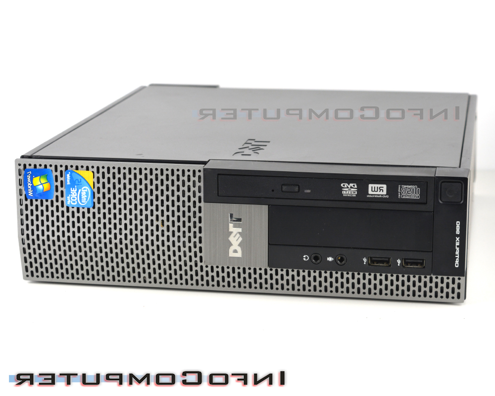 Ordenadores sobremesa Baratos H9d9 ordenador Barato Dell 980 Intel Core I5 Oferta Info Puter