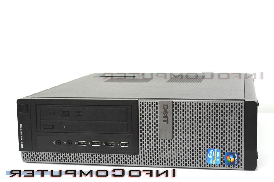 Ordenadores sobremesa Baratos Txdf ordenador Barato Dell 790 Intel Core I5 Oferta Info Puter