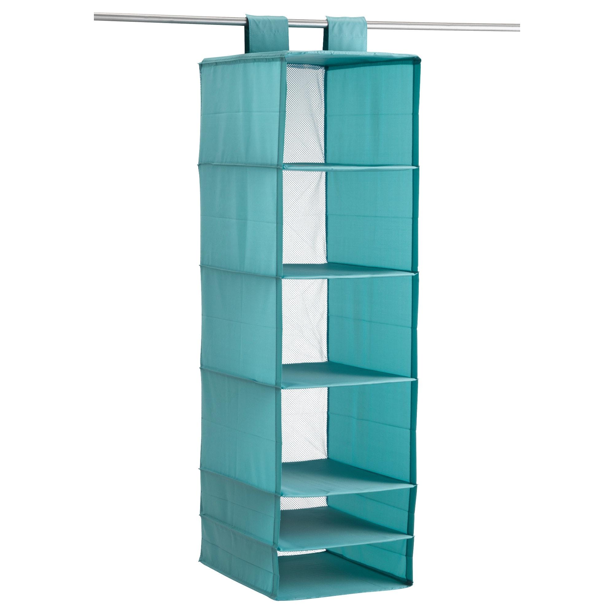 Organizador De Armarios Ikea Txdf Skubb Almacenaje 6 Part Azul Claro 35 X 45 X 125 Cm Ikea