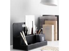 Organizador De Escritorio Ikea E6d5 Rissla organizador Escritorio Negro Ikea