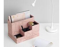 Organizador De Escritorio Ikea E6d5 Tjena organizador Escritorio Rosa Negro 18 X 17 Cm Ikea