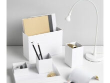 Organizador De Escritorio Ikea Zwdg organizador De Escritorio Tjena De Ikea Suecia Blanco 1 399 00