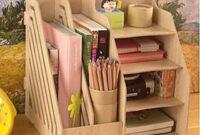 Organizador De Mesa Dddy organizador De Mesa Dibujo Pintura Y Manualidades Diy