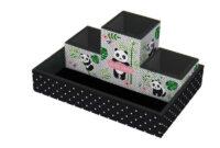 Organizador De Mesa Xtd6 organizador De Mesa Panda Boutique De Fofuras
