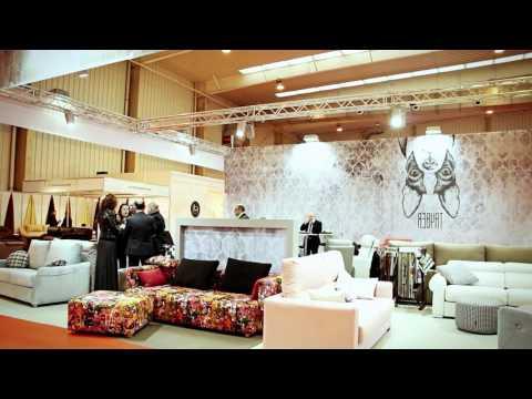 Outlet Muebles Zaragoza 9ddf Tayber En La Feria Del Mueble De Zaragoza 2016 Youtube