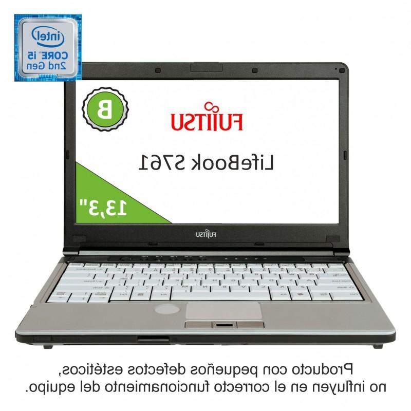 Outlet Portatiles Irdz Portatiles Outlet Fujitsu Lifebook S762 De Segunda Mano Jet Puter
