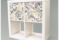 Papel Adhesivo Para Muebles Zwd9 Decorativo Para Muebles Para Ikea Expedit Kallax Estanterà A 67 8 X