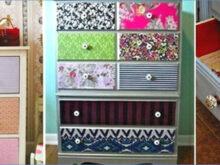 Papel Para Decorar Muebles S1du Ideas Para Tunear Los Muebles Con Vinilo Y Papel Pintado DecoraciN
