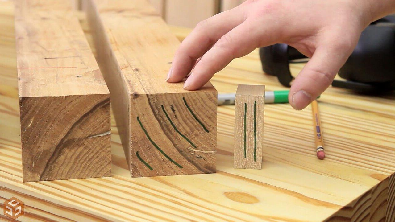 Patas De Madera Para Mesas De Comedor O2d5 CÃ Mo Construir Una Mesa De Edor De Madera Web Del Bricolaje