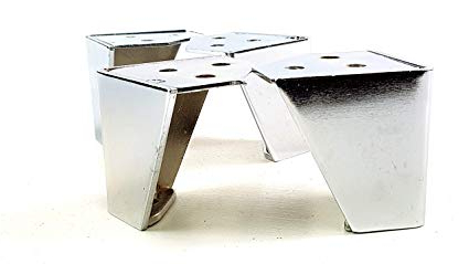 Patas Metalicas Para Muebles Thdr 4 X Cromado Muebles Patas Metà Licas Para Muebles Para sofà S Sillas