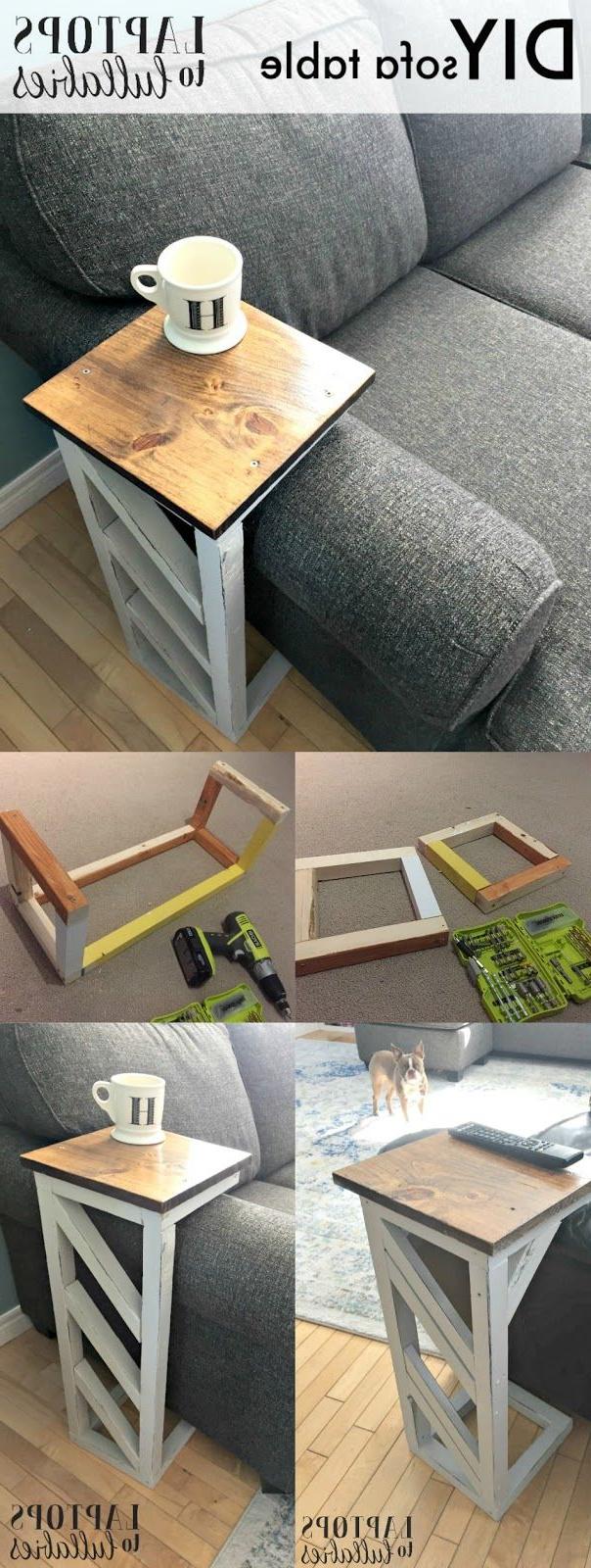 Patas Para Mesas Aki Xtd6 Laptops to Lullabies Easy Diy sofa Tables Miigwech Aki Cottage