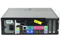 Pc sobremesa Barato Whdr ordenador Barato Dell 790 Intel Core I5 Oferta Info Puter