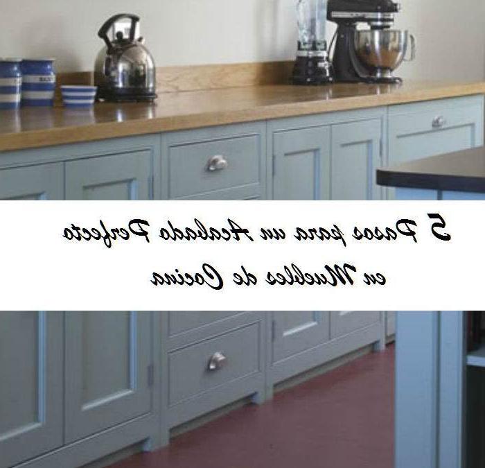 Pintar Muebles Cocina J7do 5 Pasos Para Pintar Los Muebles De Cocina El Taller De Lo Antiguo