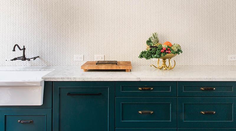 Pintar Muebles Cocina S1du 15 Inspiradoras Cocinas Con Armarios Pintados Y CÃ Mo Hacerlo