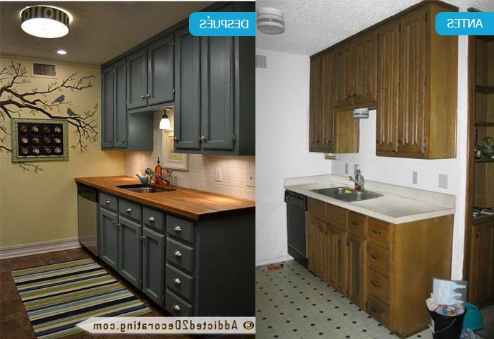 Pintar Muebles Cocina Wddj Pintar Muebles De Cocina Antes Y Despuà S Fotos Y Consejos