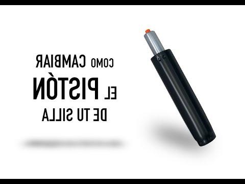 Piston Silla Oficina J7do Cà Mo Cambiar El Pistà N De Tu Silla De Oficina Youtube