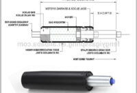 Piston Silla Oficina X8d1 Pistà N De Gas Silla Reclinable Mecanismo Fà Cil Elevacià N Gas Struts