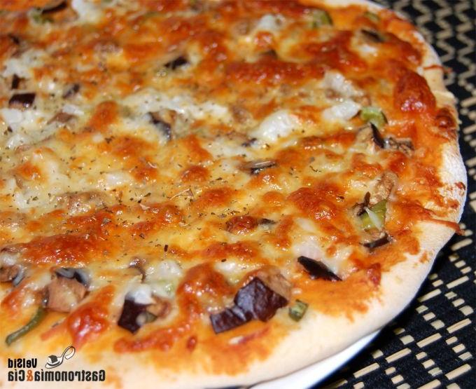 Pizza Vegetal 0gdr Receta De Pizza Ve Al Gastronomà A Cà A