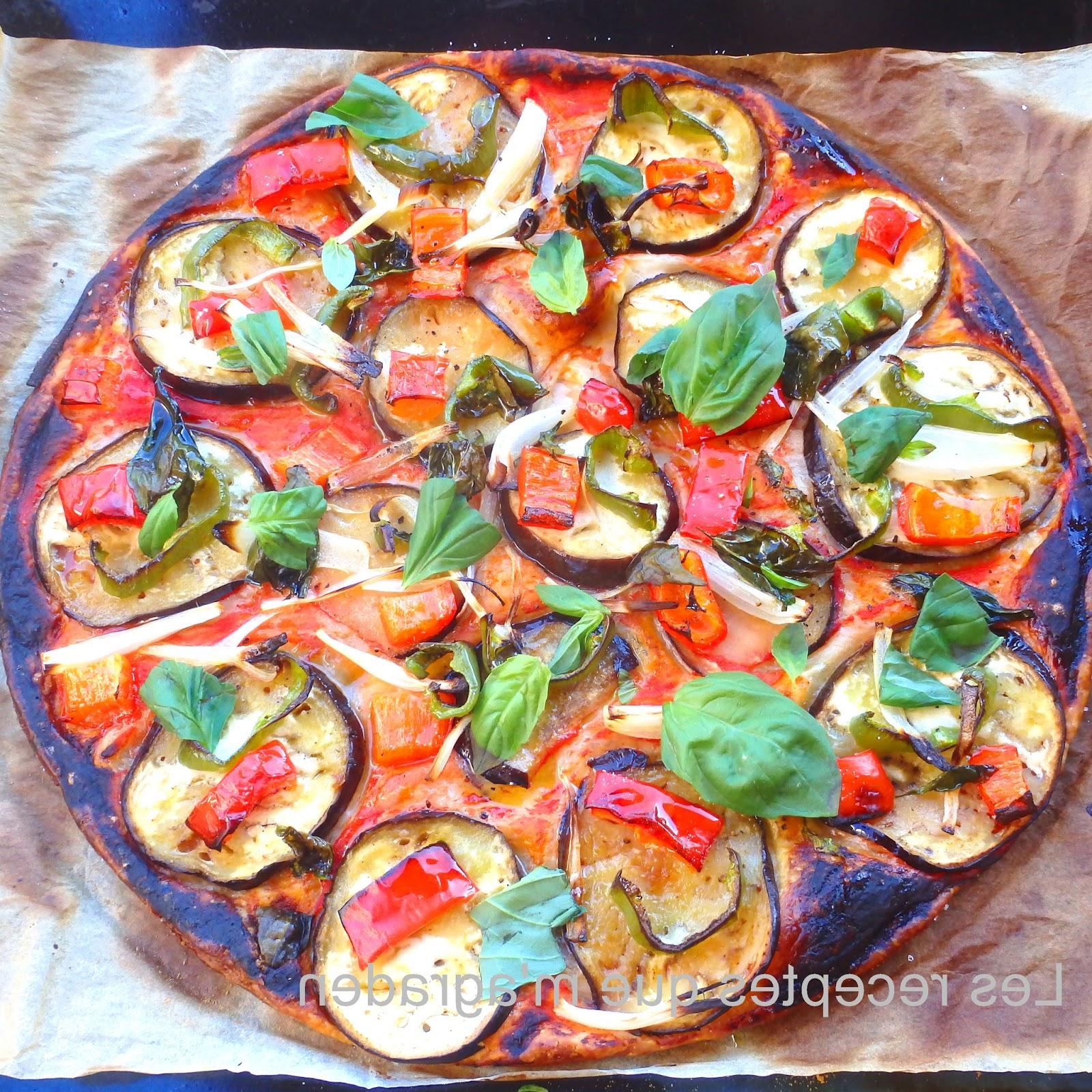 Pizza Vegetal Ffdn Les Receptes Que M Agraden Pizza Ve Al Con Hojaldre