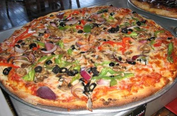 Pizza Vegetal Fmdf Pizza De Ve Ales