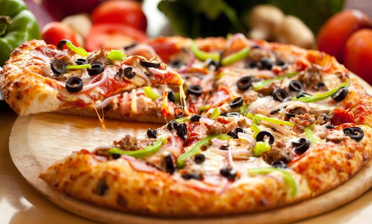 Pizza Vegetal H9d9 La Pizza Es Un Ve Al En Ee Uu Desafà An La Là Gica Upsocl