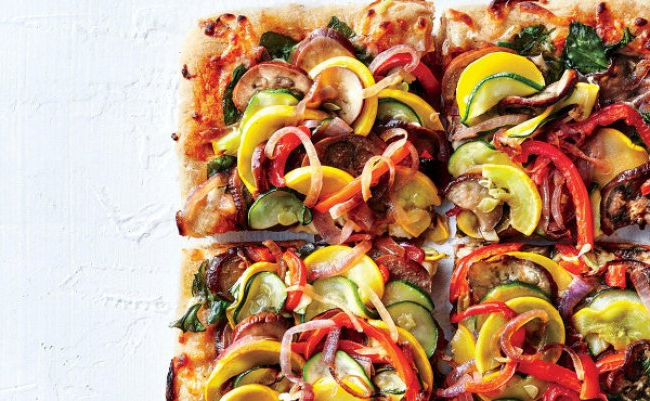 Pizza Vegetal Tqd3 Pizza Ve Al Hacermasapizza