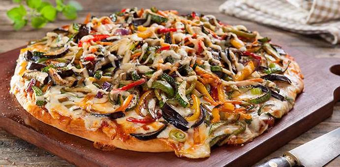 Pizzas Vegetales D0dg La Salteà A Recetas Pizza De Ve Ales