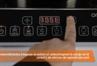 Placa Induccion Portatil Lidl Xtd6 Cocina Portà Til De Induccià N Youtube