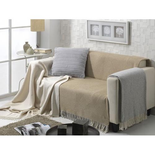 Plaids sofa 4pde Plaid Mora Eco E94