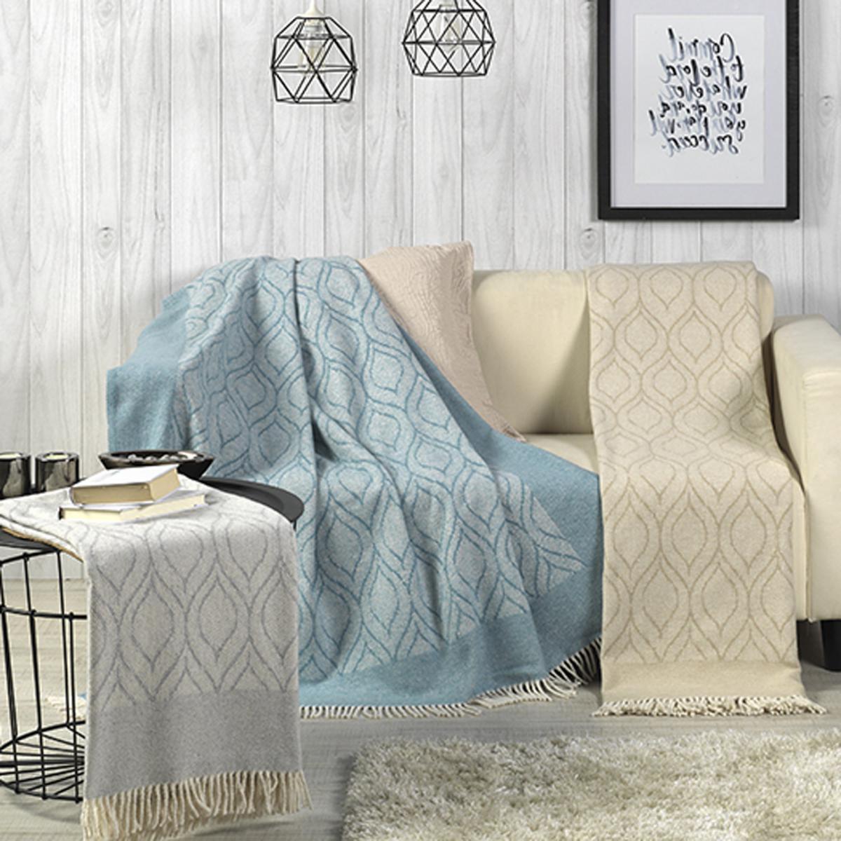 Plaids sofa Dwdk Plaid Eco E98 Mora Plaid sofa