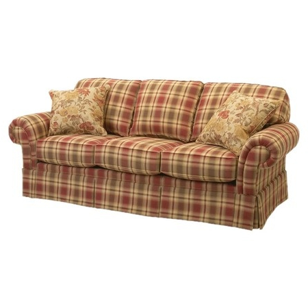 Plaids sofa Gdd0 I Pinned This Erickson sofa From the Perfect Plaids event at Joss