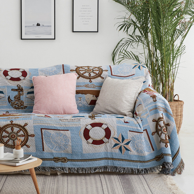 Plaids sofa Wddj Beacon Plaids Blanket Carpet Throws Knit Chair sofa Covers Living