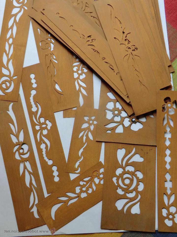 Plantillas Para Decorar Muebles 3id6 60 Plantillas De Madera Antiguas AÃ Os 20 0 30 Prar